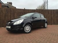 Vauxhall Corsa 1 Litre Petrol Years Mot No Advisorys Only 39k On Clock Immaculate Condtion !