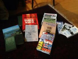 World war 2 fact and information books