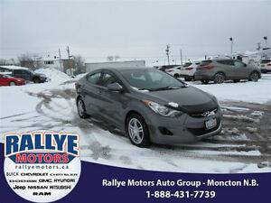 2013 Hyundai Elantra GL! ONLY 64K! Heated! Save!
