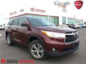 2015 Toyota Highlander LE COnvinience Package