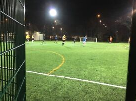 SPACES - Shoreditch 5-a-side league!