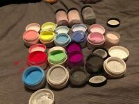 Pots of acrylic powder for sale