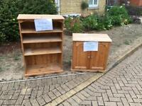 Shelf, cupboard and chest of drawers for free
