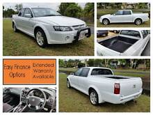 2003 Holden Crewman Cross 8 4x4 Dual Cab Ute in VGC Westcourt Cairns City Preview