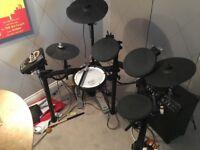 Roland V Drums Electric Drum TD-11
