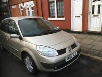 RENAULT SCENIC 1.6 DYNAMIC FULL-SERVICE HISTORY