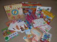 Bundle of children's learning resources