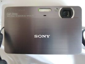 sony dsc t700 touch screen