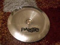 """Paiste 502 16"""" China Cymbal"""