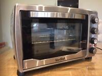 VonShef 36L Mini Oven, Grill, Rotisserie & Hot Plates