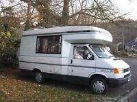 Wanted moter home campers caravans damp damaged