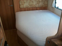 Caravan memory foam matress topper