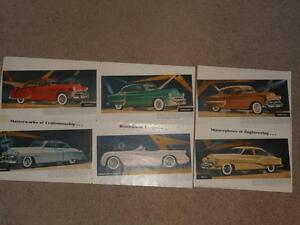 1953 General Motors Motorama Brochure Regina Regina Area image 2