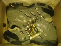 Mens Moab Mid GTX Walking Boots. Size 9.