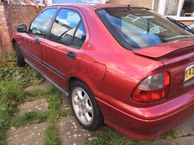 Rover 400 for sale.