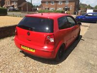 Volkswagen Polo 1.2 9N £600 Ono