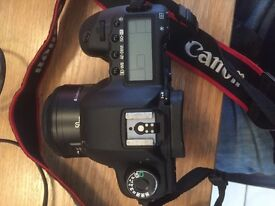 Canon EOS ED MKII with EF 50mm 1/1.8