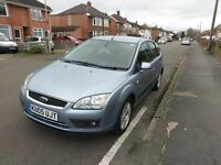 Ford focus mk2 ghia t 1.6 very good condition 1200 pounds