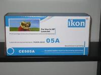 HP CE505A Compatible Laser Toner Cartridge for HP Printers