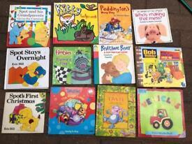 12 different books