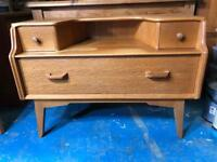 Gplan small dressing table