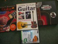 Beginners Guitar books