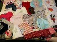 Winter big bundle of clothes-girl 2-3 yo