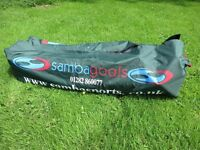Football goal - five a side dimensions - suitable for garden kick about for keen kids