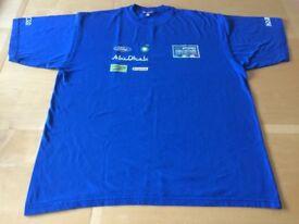 Men's Official Ford M-Sport T-Shirt (Medium)