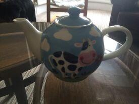 Whittard Cow Teapot