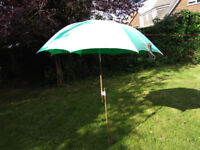 Vintage Fishing Umbrella