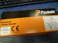 Paslode Structural Timber Screws NEW
