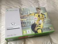 Xbox one 500gb boxed as new