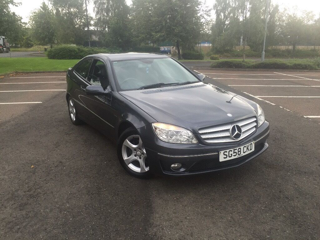 mercedes clc 200 cdi 2009 in renfrew renfrewshire gumtree. Black Bedroom Furniture Sets. Home Design Ideas