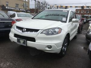 2007 Acura RDX SH-AWD all-wheel drive