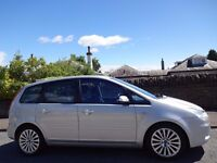 (2007) FORD C-MAX TITANIUM AUTOMATIC MPV (Newer Facelift Model) VERY LOW MILEAGE/FULL DEALER HISTORY