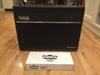 Vox Valvetronix + VT120+ With Vox VFS5 5 Way Footswitch. Both great condition