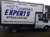 Removals Experts Essex