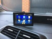 Parrot tablet and holder