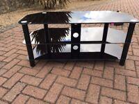TV Stand - Black Gloss