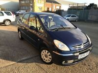 2004 Citroen Picasso. In very good condition - 12 MONTH MOT
