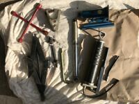 Car tools - assorted job lot
