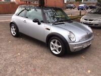 2002 Mini Cooper 1.6 3 Door Hatchback, Full Service History+ New Gearbox and Clutch, Must See!