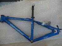 "Alpine Bikes Ben More MTB 15.5"" ALUMINIUM FRAME *reduced for quick sale to make space in garage *"