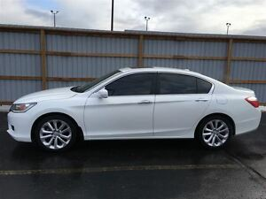 2015 Honda Accord Sedan Touring/NAVIGATION/HEATED LEATHER/