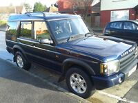 landrover discovery 2 td5 gs model