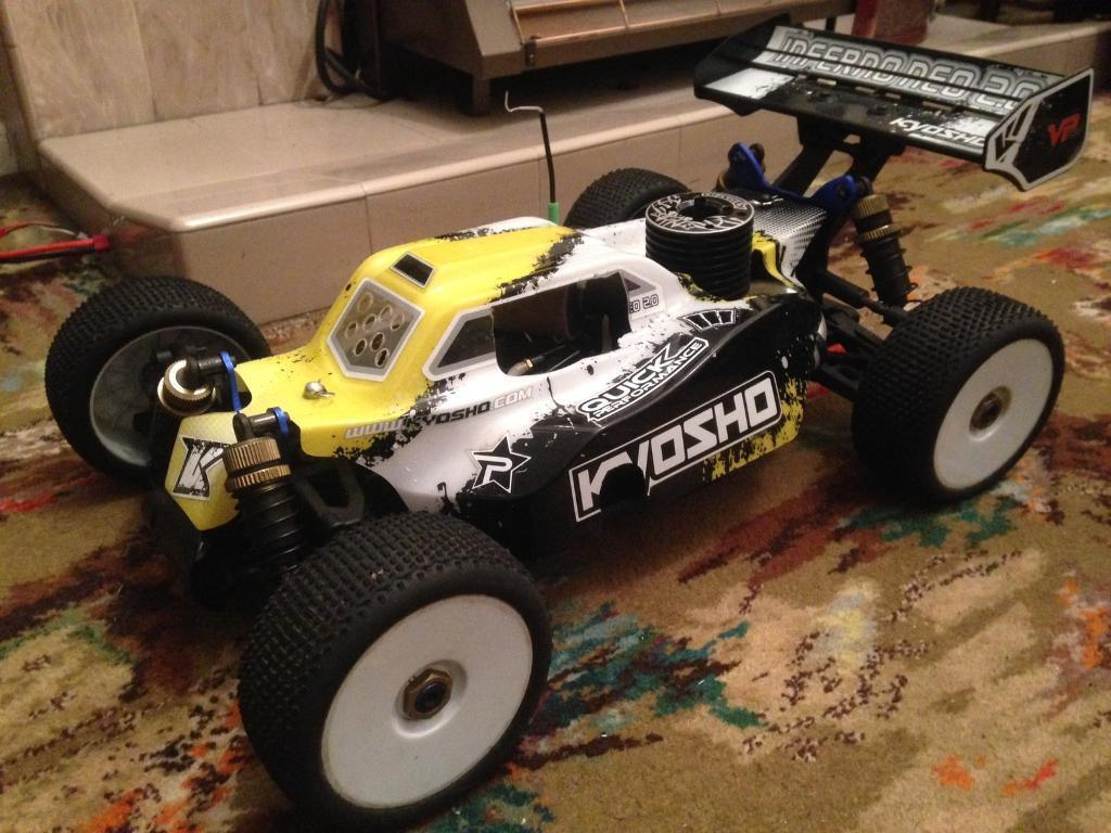 kyosho inferno neo 2 0 rc nitro buggy in andersonstown belfast gumtree. Black Bedroom Furniture Sets. Home Design Ideas