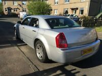 Chrysler 300c CRD Auto. 2007. . .96300 miles. Used as wedding/chauffeur car