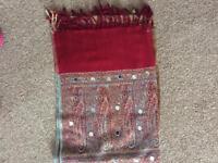 Brand new mirrored shawl.