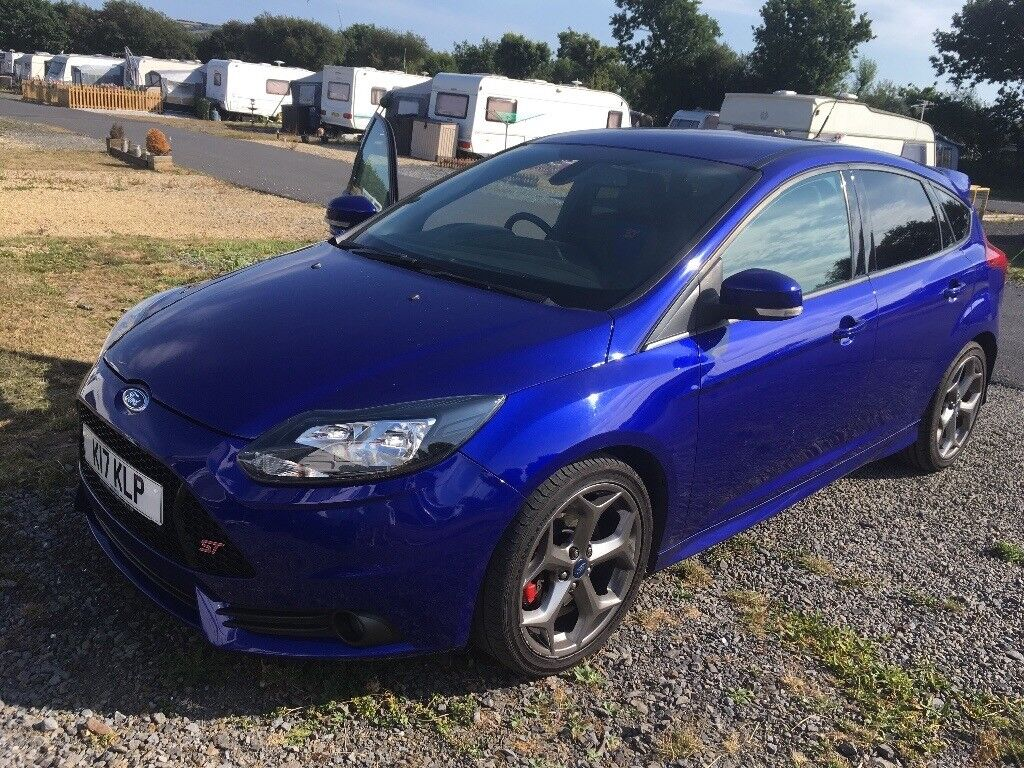 Ford Focus ST 2 Turbo 2 0L 247bhp FSH Mot March 2019 EXCELLENT CONDITION in  and out | in Ferndale, Rhondda Cynon Taf | Gumtree